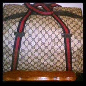 💯AUTHENTIC! Vintage GUCCI bag